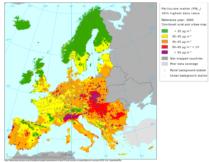 Więcej o Przekroczenia pyłu PM10 – Informacja z dnia 07.03.2018 r.