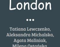 Więcej o London